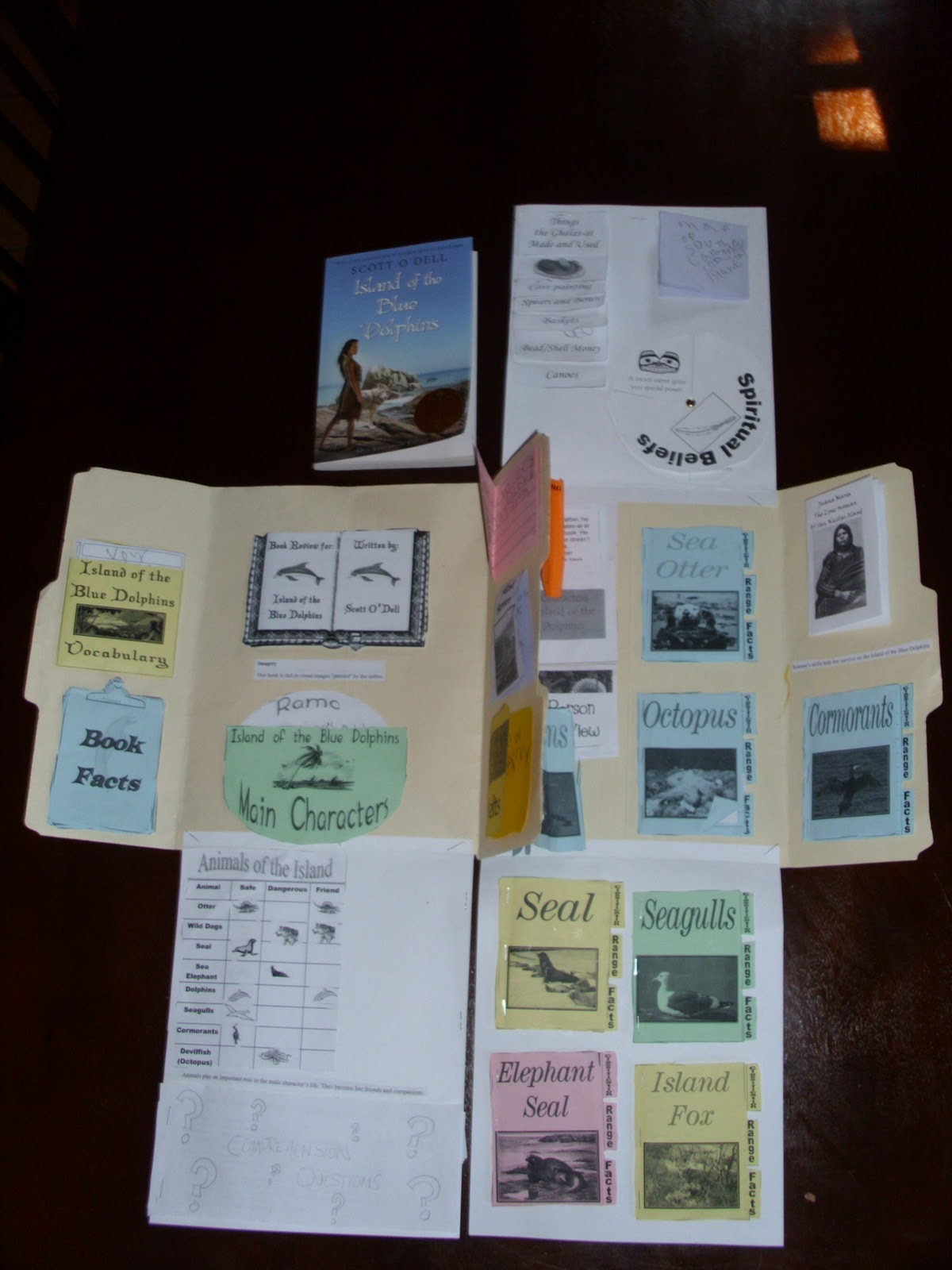 Uncategorized Island Of The Blue Dolphins Worksheets newbery literature study archives half a hundred acre wood island of the blue dolphins
