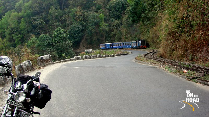 Himalayan Mountain Railway of Darjeeling, India