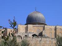 Al Aqsa-moskeen i Jerusalem