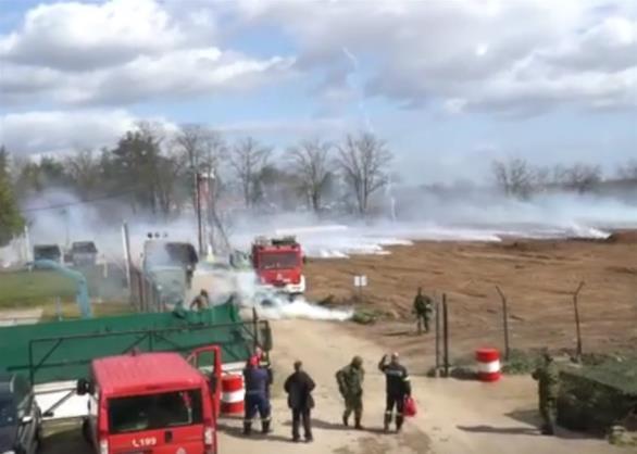 Έβρος: Καταιγισμός δακρυγόνων από το τουρκικό έδαφος