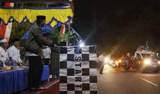 #IdulFitri1440H, Meriahnya Malam Takbiran Keliling, Di Ujung Selatan Jazirah Sulawesi