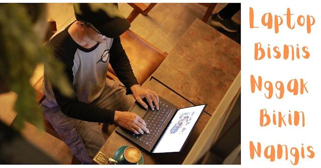 laptop bisnis