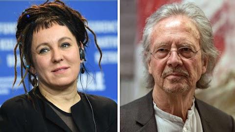 Olga Tokarczuk és Peter Handke kapja a 2018-as és a 2019-es irodalmi Nobel-díjat