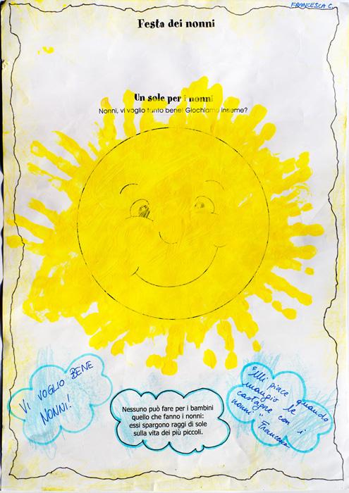 Finanza Allegra Un Sole Per I Nonni