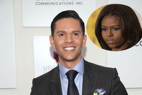 Despiden A Rodner Figueroa Por Llamar Simio A Michelle Obama Al Minuto