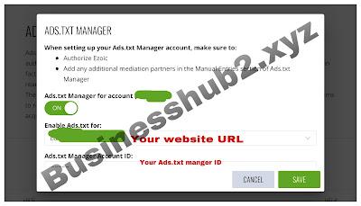 How to integrate blogger on Ezoic monetization platform