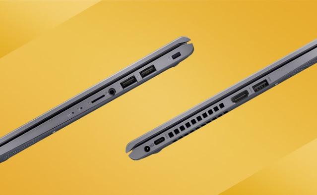 ASUS VivoBook 14 (A416) Konektivitas Lengkap