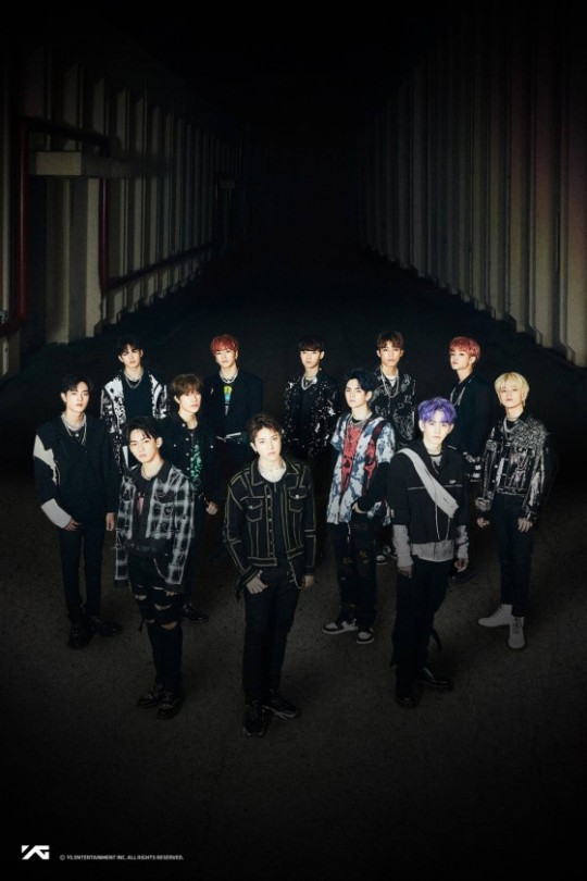 """TREASURE first single album """"THE FIRST STEP: CHAPTER ONE"""" has surpassed 100,000 copies pre-orders!"""