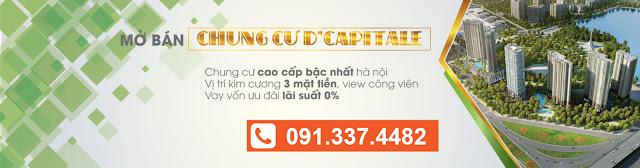 Bán chung cư Dcapitale Trần Duy Hưng