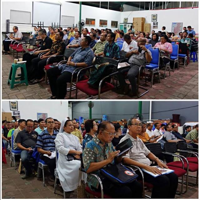 Dewan Paroki Pleno Harapan Indah