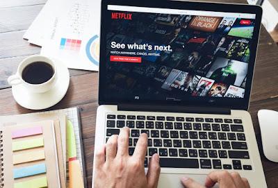 Cara Setting Kualitas Film Di Netflix  / No Otomatis Resolution