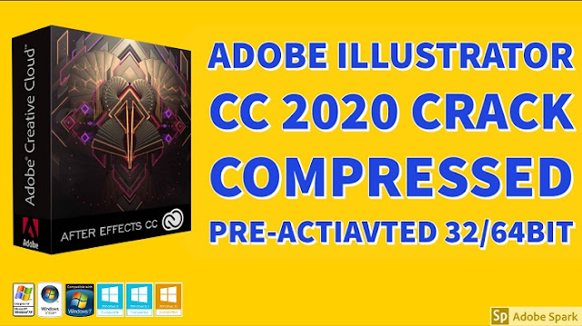 Adobe After Effects CC 2020 Crack Compressed Pre-Activated