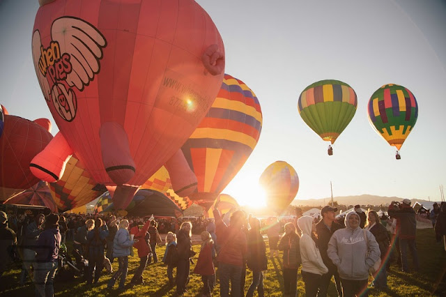 December: Da Nang International Balloon Festival