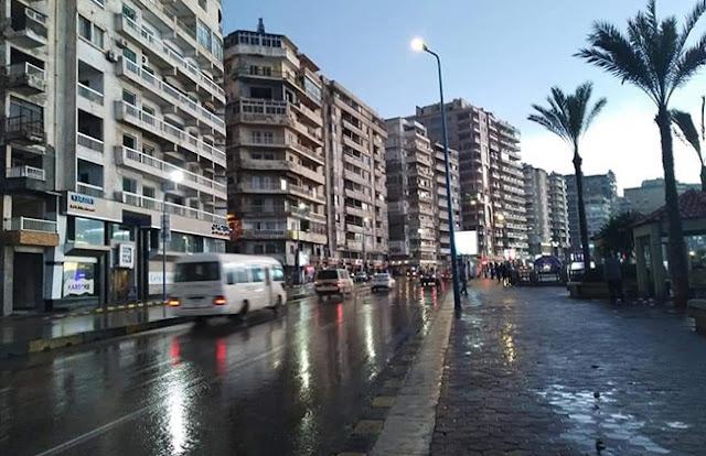 محافظين مصر ينتفضون لمواجهة سوء الطقس وانهاء أضراه