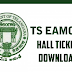 TS EAMCET 2019 Hall Ticket and Admit Card Download