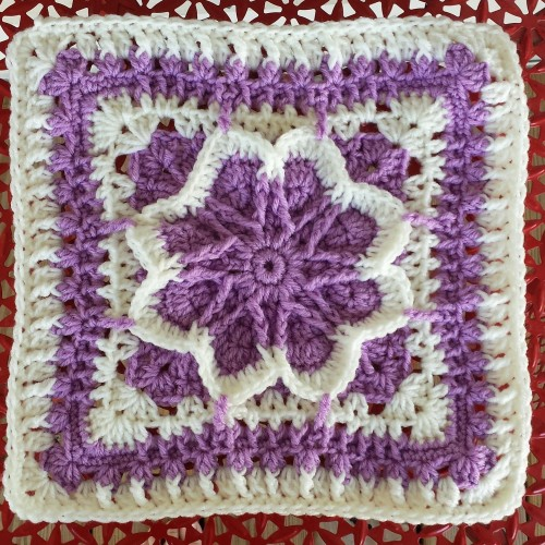 Fall Blossom - Free Pattern