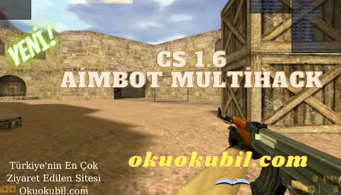 Counter Strike 1.6 Yeni Aimbot Multihack, Wallhack Hilesi İndir 2021