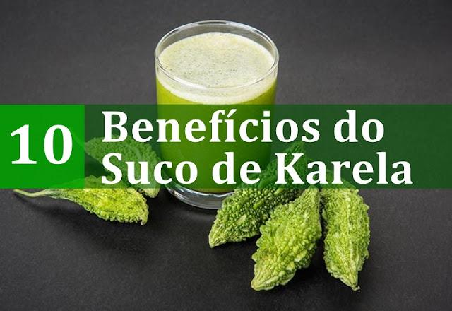 Top 10 benefícios para a saúde do suco de Karela [melão amargo]