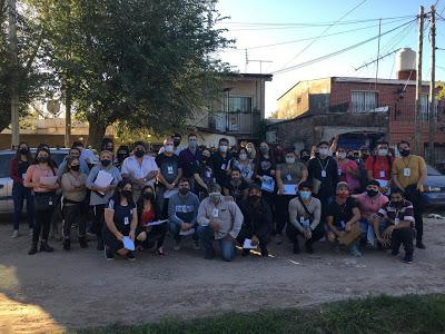 MALVINAS ARGENTINAS: 7 DE CADA 10 HABITANTES SE SIENTEN INSEGUROS