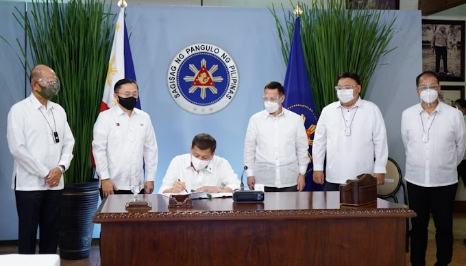 Duterte orders swift distribution of P1,000-ECQ aid in-kind early April