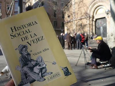 Libro Historia social de la vejez
