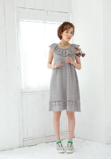 Crochet Summer Dresses {Patterns + Inspiration}