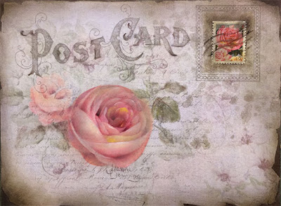 Rose Post by Jeanne Downing