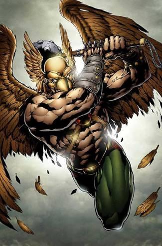 Hawkman es un superhéroe de DC Comics