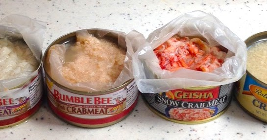Bumble Bee Crab Meat Crab Cakes