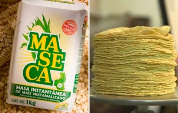 Estudio revela que se encontró glifosato en tortillas; provoca cáncer