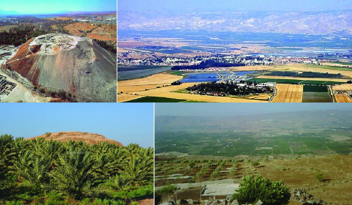 Israel Kekeringan Tanda