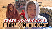 I STAYED WITH A BEDOUIN FAMILY IN THE DESERT IN OMAN | ايفا زوبيك