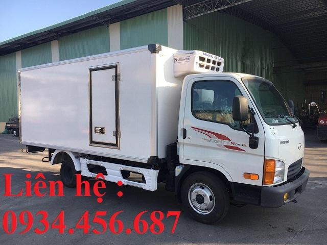 Xe tải đông lạnh Hyundai N250sl