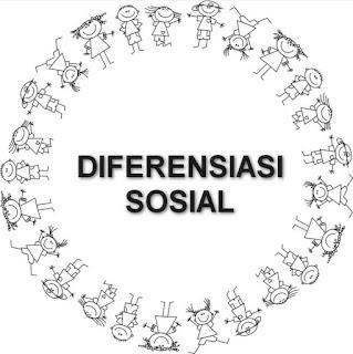 Pengertian Diferensiasi Sosial Dan Bentuk-Bentuknya