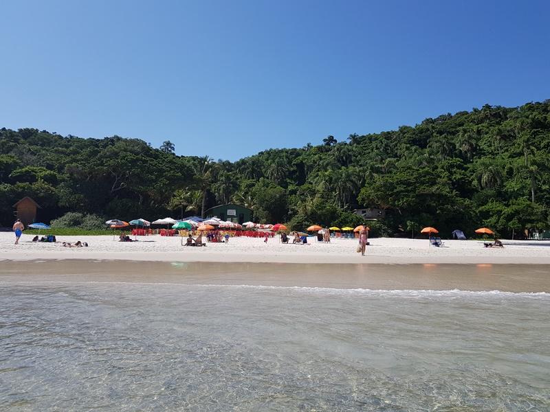 Como chegar a ilha do Campeche - Florianópolis