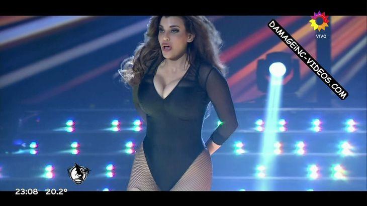 Charlotte Caniggia big bouncing boobs Damageinc Videos HD