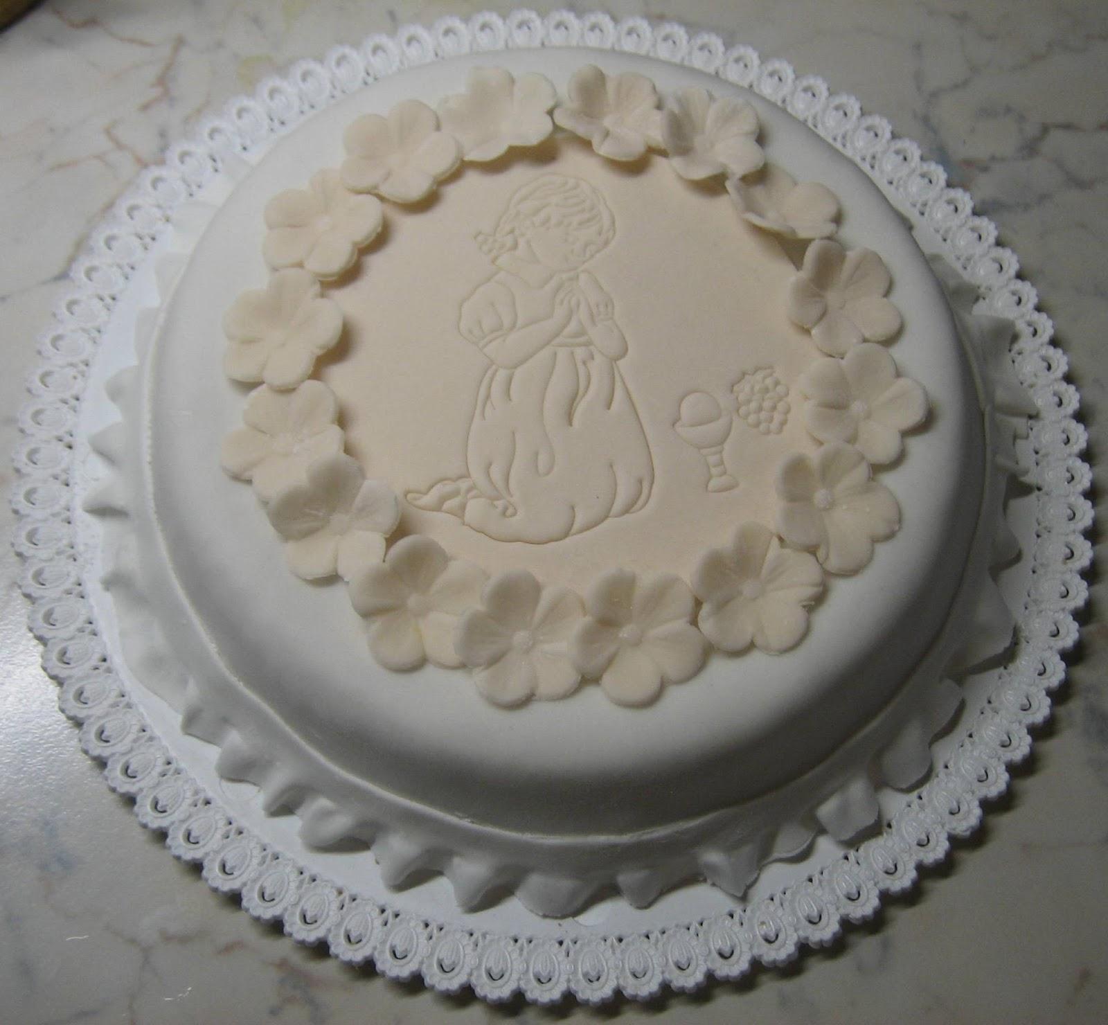 Top Torte e biscotti decorati per bomboniere golose !: Prima comunione  YL73