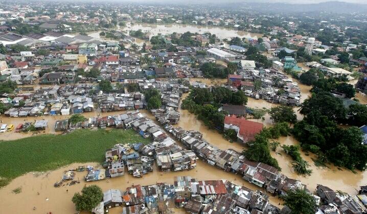seringkali terjadi petaka berupa banjir di beberapa tempat atau daerah di perkotaan Bencana Banjir Dan Faktor Penyebabnya