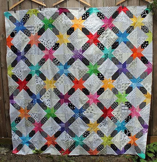 Star String Quilt