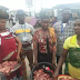 Wonders shall never end! Please be careful of what you eat and where you buy what you eat!!! See photos of Man arrested by security men, Women Who Sell Vultures As Chicken