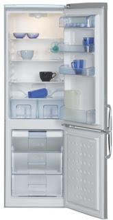 Kombinovaná chladnička BEKO CSA 29022X