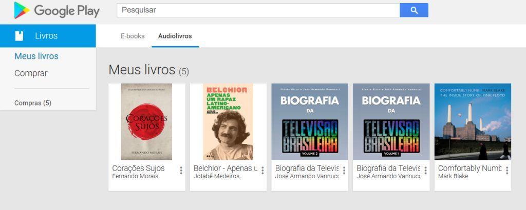 audiobook em portugues para