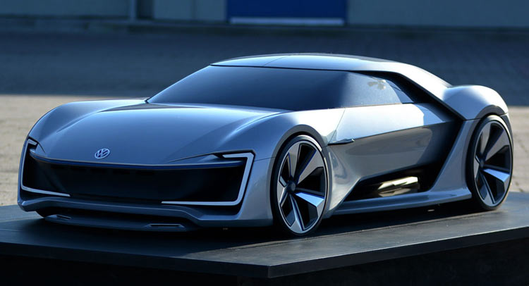Cool Modified Cars Wallpapers Vw Gt Ge Is A Company Sponsored Thesis For Sports Ev