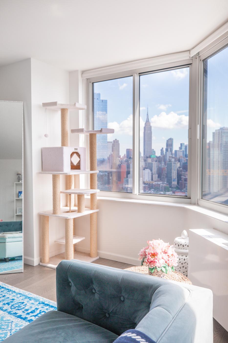 New York City Hudson Yards Apartment Tour Pt 1