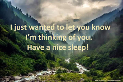 Dating good night messages