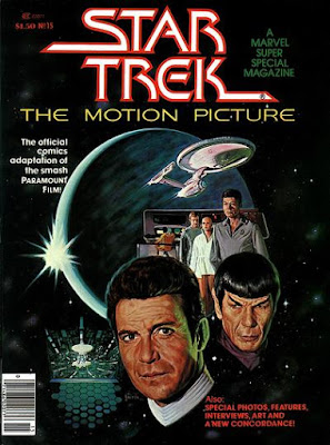 Marvel Super Special #15, Star Trek