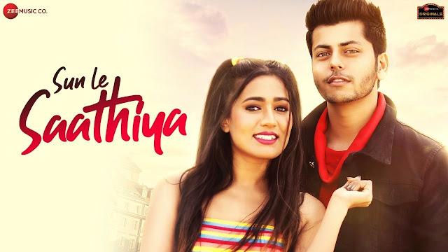 Sun Le Saathiya Lyrics - Abhishek & Gima | YoLyrics