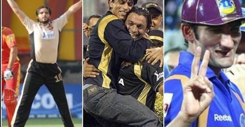 IPL में पाकिस्तानी क्रिकेटर: पहले सीजन में पांच टीम से 12 खिलाड़ी खेले थे