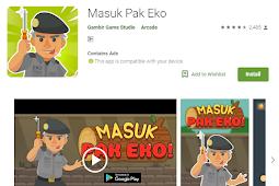 Game Viral Masuk Pak Eko