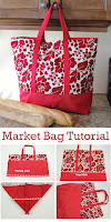Market Bag sewing Tutorial